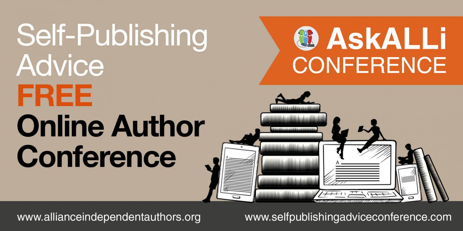 self-publishing advice conference
