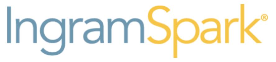 IngramSpark Gold Sponsor