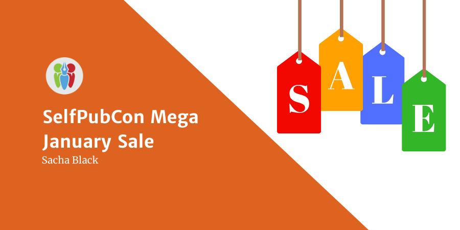 The MASSIVE #SelfPubCon January Sale