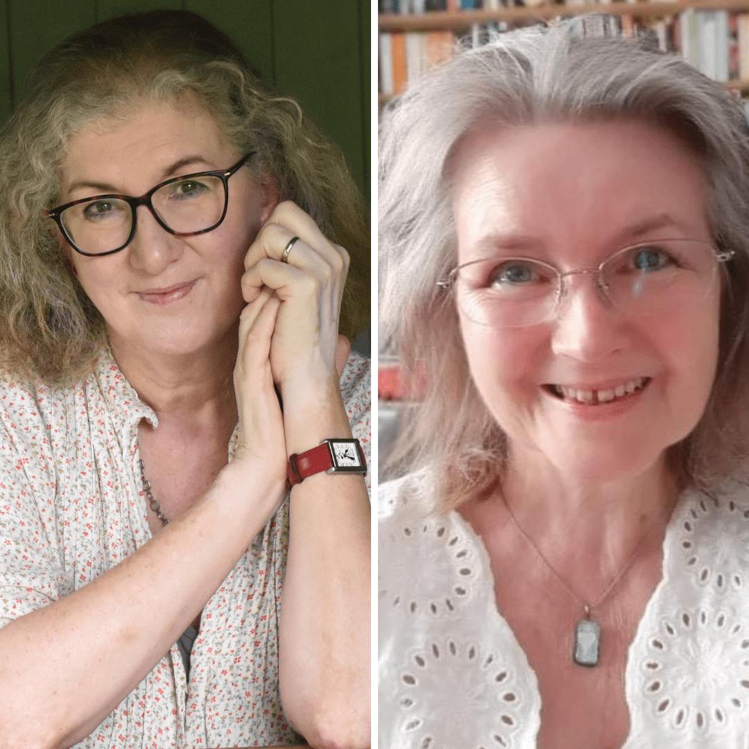 Debbie Young & Lorna Fergusson